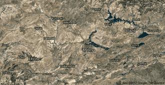 Malatya Uydu Görüntüsü ve Haritası