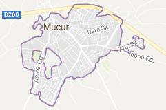 Kırşehir Mucur Uydu Görüntüsü ve Haritası