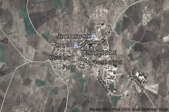 Kilis Musabeyli Uydu Görüntüsü ve Haritası İzle
