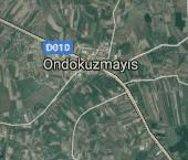 Samsun Ondokuzmayıs Uydu Görüntüsü Uydu Haritası