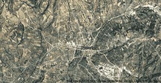 Kütahya Pazarlar Uydu Görüntüsü ve Haritası