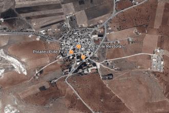 Kilis Polateli Uydu Görüntüsü ve Haritası