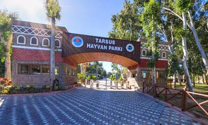 Mersin Tarsus Hayvanat Bahçesi Uydu Görüntüsü