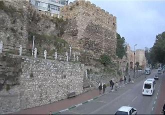 Bursa Osmangazi Surlar ve Saltanat Kapı Canlı Mobese İzle