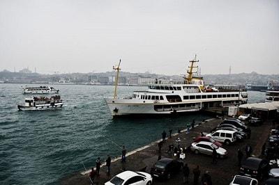 İstanbul Karaköy Canlı Mobese İzle