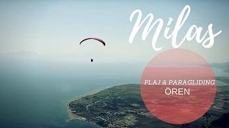 Milas Ören Plajı Alatepe Havadan Kamera İzle