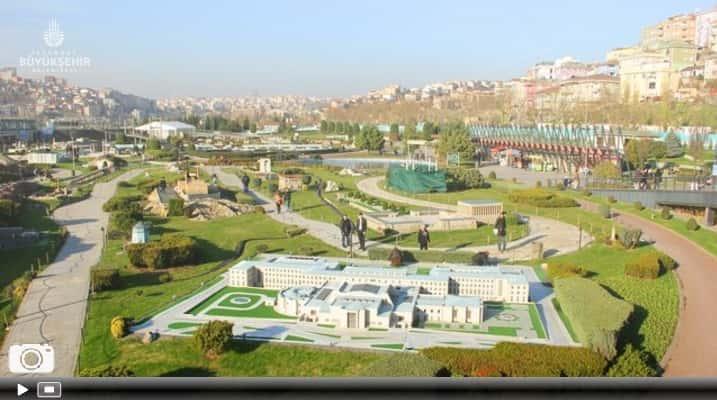 İstanbul Miniaturk Canlı Mobese İzle