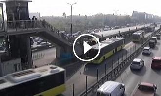 İstanbul Avcılar Metrobüs Canlı Mobese İzle
