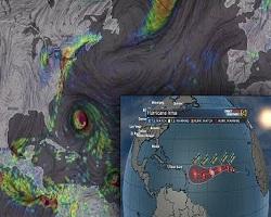 Jose Kasırgası Canlı Mobese Kamera İzle