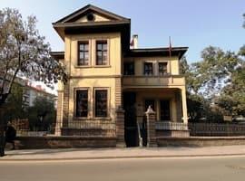 Konya Atatürk Evi Müzesi Sanal Tur