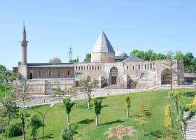 Konya Alaeddin Cami Sanal Tur