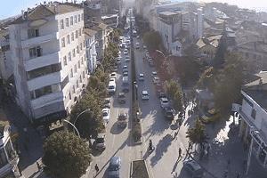 Çorum İnönü Caddesi Canlı Mobese izle