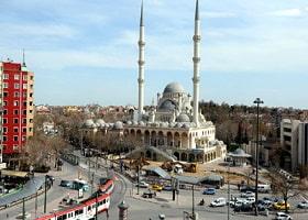 Konya Hacıveyiszade Cami Sanal Tur