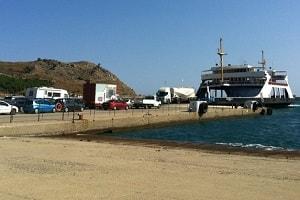 Çanakkale Gökçeada Limanı Canlı Mobese İzle