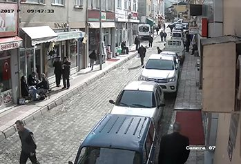 Artvin Şavşat Adil Aydın Caddesi Mobese Canlı izle