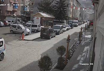 Artvin Şavşat Yeni Cadde Mobese Canlı izle