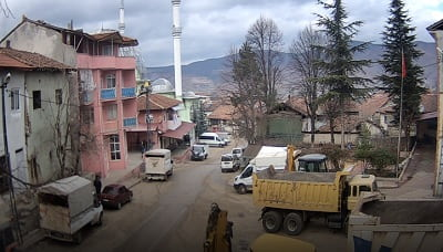 Tokat Almus Çevreli Belediyesi Canlı Mobese İzle