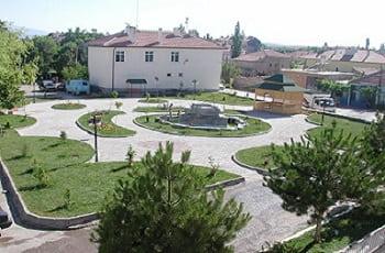 Aksaray Gülağaç Belediye Parkı Canlı Mobese İzle