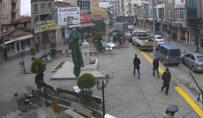 Edirne Uzunköprü Telli Çeşme Meydanı Canlı Mobese İzle