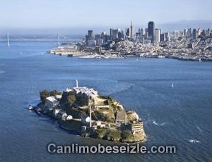 Alcatraz Adası canli izle