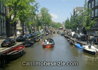 Amsterdam Canals live canli izle