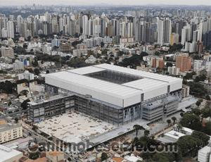 Arena da Baixada Stadium canli izle