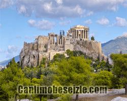 Atina Akropolisi mobese izle Acropolis