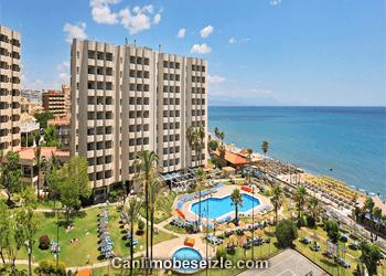 Hotel Bajondillo Apartments live canli izle