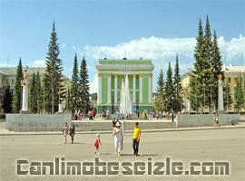 Beloretsk Metalürji Meydanı canli izle