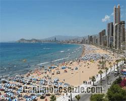İspanya Benidorm canli mobese izle