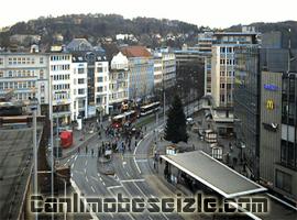 Bielefeld Jahnplatz Batı canli izle