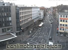 Bielefeld Jahnplatz Kuzey canli izle