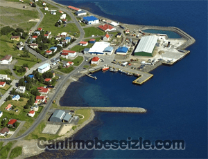 İzlanda Bildudalur Köyü canli izle