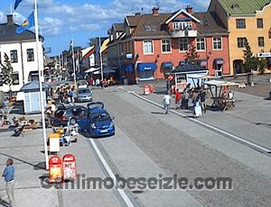 Borgholms Storgatan Österut canli izle
