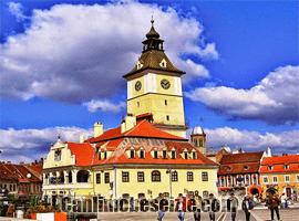 Brasov Konseyi Meydanı canli izle