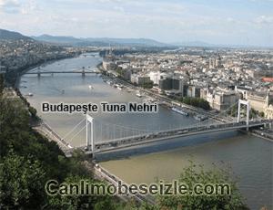 Budapeşte Tuna Nehri canli izle