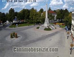 Letonya Cesis canli mobese izle