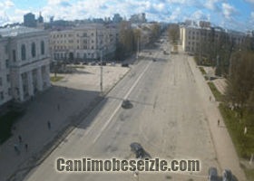 Cheboksary Lenin Meydanı canli izle