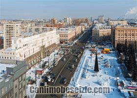 Chelyabinsk Devrim Meydanı canli izle