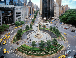 Columbus Circle canli izle
