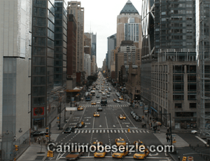 Columbus Circle to 8th Avenue canli izle