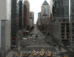 Columbus Circle to 8th Avenue canli izle
