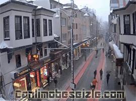 Bursa Cumhuriyet Caddesi canli izle