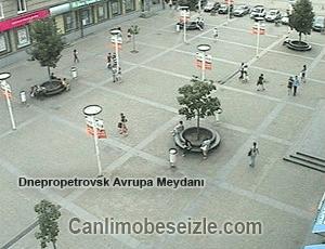 Dnepropetrovsk Avrupa Meydanı canli izle