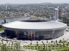 Donbass Arena canli mobese izle