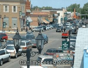 Downtown Park Rapids canli izle
