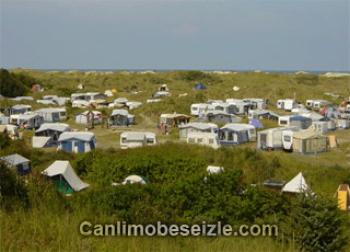 Duinoord Ameland Camping live
