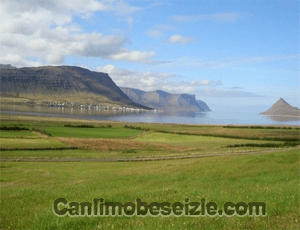İzlanda Dyrafjordur canli izle