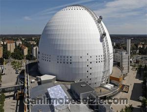 İsveç Ericsson Globe canli izle