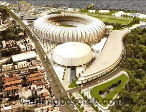 Estadio Beira-Rio Stadium canli izle